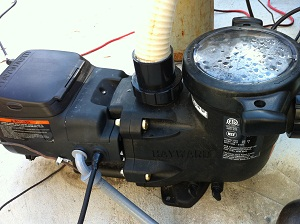 hayward variable speed pump
